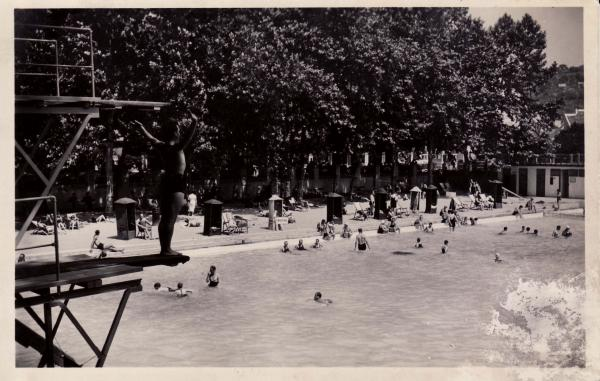 Esztergomi strandfürdő